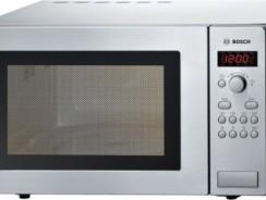 Test du Bosch HMT84M451 Micro-ondes 25l 900W en acier inoxydable